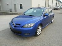 2009 Mazda Mazda3 GT 5 Speed Fully Loaded 164000Kms Kelowna Preview