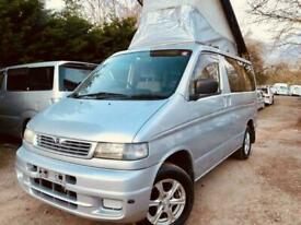 FRESH IMPORT Mazda BONGO AFT 4 BERTH NEW FULL CAMPER CONVERSION 47K PETROL