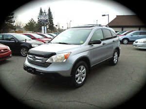 2007 Honda CR-V EX, AUTOMATIC, MOONROOF *** AWD ***