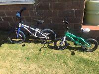 Kids bikes bargain