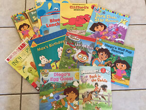 10 Children books - Set 1