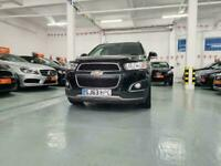 2014 Chevrolet Captiva 2.2 VCDi LTZ AWD 5dr SUV Diesel Automatic