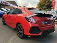 2018 Honda Civic 1.5 VTEC TURBO Sport Auto Hatchback Petrol Automatic