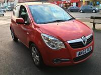 2012 VAUXHALL AGILA 1.2 VVT SE Auto From GBP6950 + Retail package