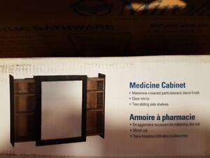 Mirror Medicine Cabinet still in the box - $100