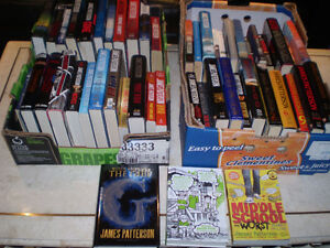 JAMES PATTERSON HARD COVER AND SOFT COVER BOOKS Windsor Region Ontario image 2