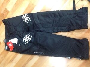 Brand new paintball pants and vests here!