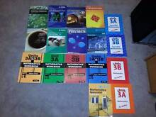 YEAR 11 TEXTBOOK SALE - MAS3AB, PHYS2AB, CHEM2AB Ballajura Swan Area Preview