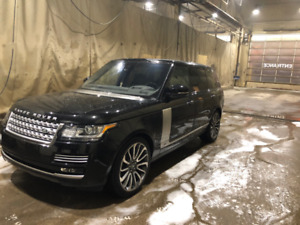 2016 Range Rover Autobiography VERY LOW KMS