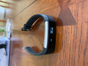 Fitbit Alta HR Fitness Tracker with Heart Rate Monitor - Large
