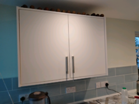 Kitchen wall cupboard