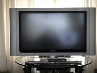 "Phillips 37"" Flat TV"