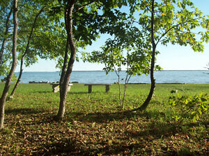 Lake Manitoba Cottage lots
