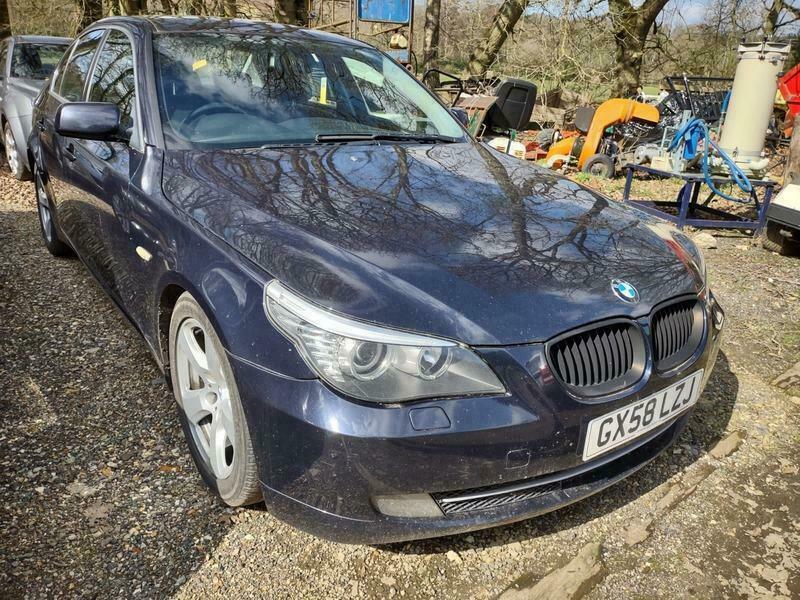 2009 BMW 5 Series 530d AC Auto SALOON Diesel Automatic