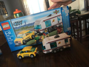 Two LEGO City Sets