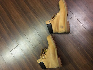 Men's Timberland Boots size 10