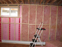 Cold basement? Need some insulation?