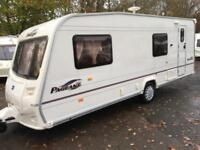 ☆ 2005/06 BAILEY PAGEANT BRETAGNE 550/6☆ 4 5 TRUE 6 BERTH TOURING CARAVAN ☆ ☆