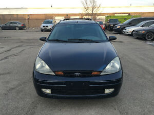 2003 Ford Focus .CERTIFIED, E TESTED, WARRANTY