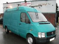 2003 VOLKSWAGEN LT35 CRAFTER SPRINTER SWB VAN, RUNS WELL, NO VAT P/X TO CLEAR!