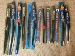 Wiper Blades - various sizes - brand new - $10 each