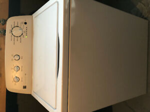 Kenmore washer and drier set