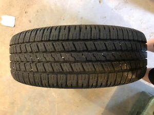 Stock tires from 1500 ram- P275/60R20