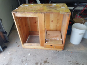 Free work table