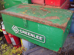 greenlie welders box
