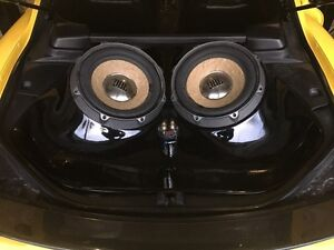 JBL Stereo Setup, Pioneer double din