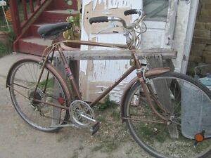 1960s CCM ELITE GOOCH 3 SPEED MENS BIKE BICYCLE $80 EXCELLENT !