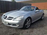 2008 MERCEDES BENX SLK 350 AUTO **OVER £4,500 FACTORY OPTIONAL EXTRAS**