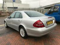 2004 Mercedes-Benz E Class E220 CDI Elegance 4dr Tip Auto SILVER SALOON Diesel