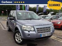 1900 LAND ROVER FREELANDER 2.2 Td4 GS 5dr