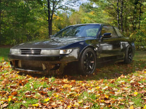 Nissan Silvia s13 RB26DET GTX3582R for sale