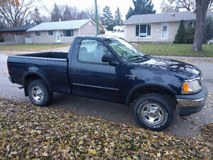 1999 Ford F-150 Shortbox 4x4 Reg..Cab...Amazing Shap...Rare.....