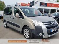CITROEN BERLINGO MULTISPACE MULTISPACE XTR HDI 2009 Diesel Manual in Beige