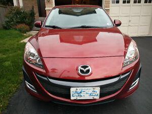 2010 Mazda Mazda3 GS Hatchback Manual