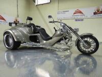 Rewaco RF1 - GT Grand Tourer Trike 2011