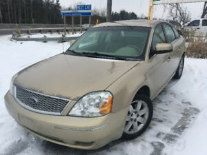 2007 Ford Five Hundred cert.2900$pls tax