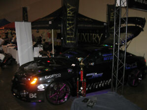 **PREVIOUS HOT IMPORT NIGHTS TOUR CAR**   2005 HYUNDAI TIBURON