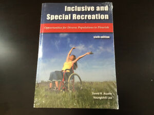 Inclusive and Special Recreation