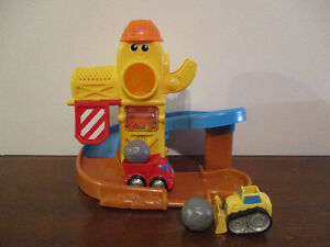 Mon Petit  Chantiers    Fisher-  Price   Sonore