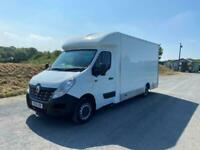 Renault Master 2.3 35 l3h1 low loader DIESEL MANUAL 2018/18