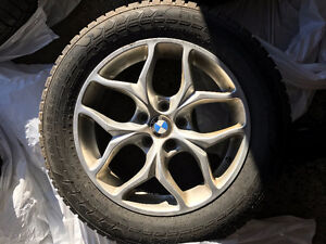 BMW 18 in. Winter Tire + Rims West Island Greater Montréal image 8