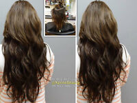 HAIR EXTENSIONS HOLIDAY SPECIAL 20% OFF SALON SERVICES