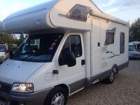 Wanted caravan or motorhome