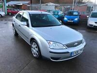 Ford Mondeo 2.0TDCi 130 ( SIV ) LX * 2006 * ONLY 76K * OCTOBER 17 MOT *