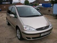 Ford Galaxy 2.3 7-SEATER Silver