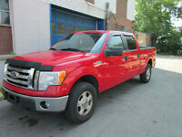 2009 Ford F150 crew cab,4x4,like new,runs great,great price